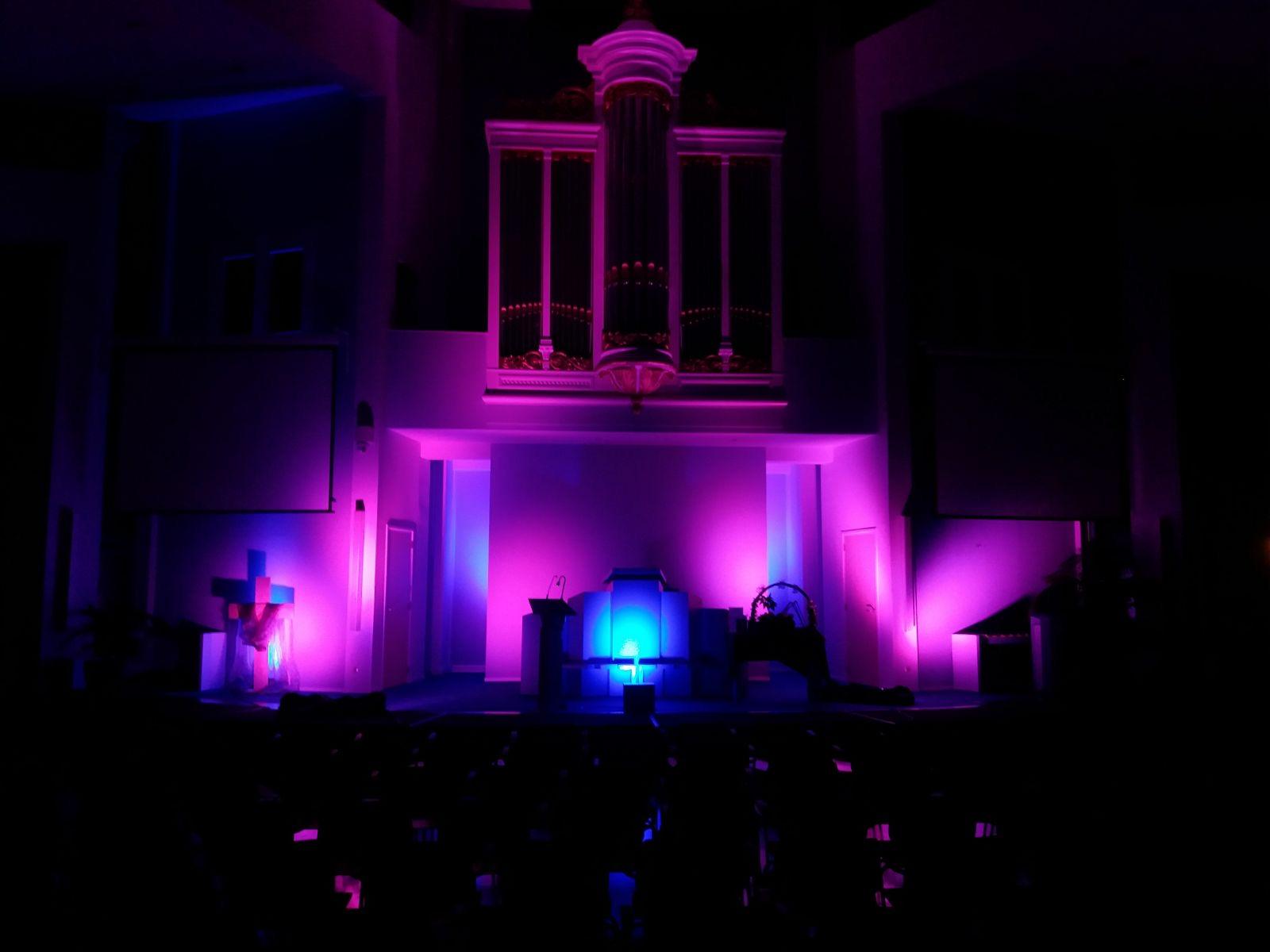 Impressie foto DBR Verhuur Hoogeveen - Licht en geluid verhuur